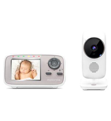motorola-mbp667-connect-video-baby-monitor by motorola