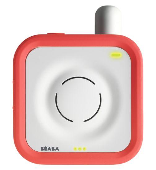 Beaba Mini Call Baby Monitor Coral