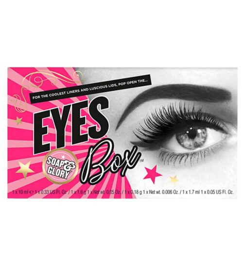 Soap & Glory Eyes Box