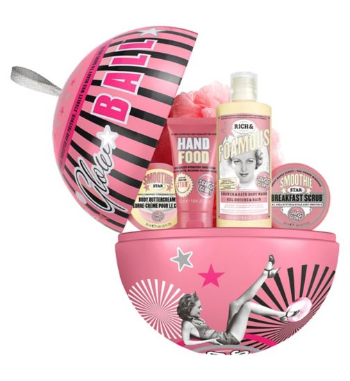 Soap & Glory Glow Ball