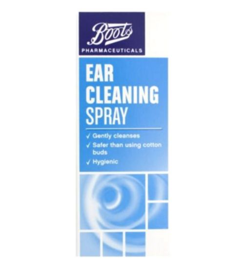 Boots Ear cleaning spray 75ml