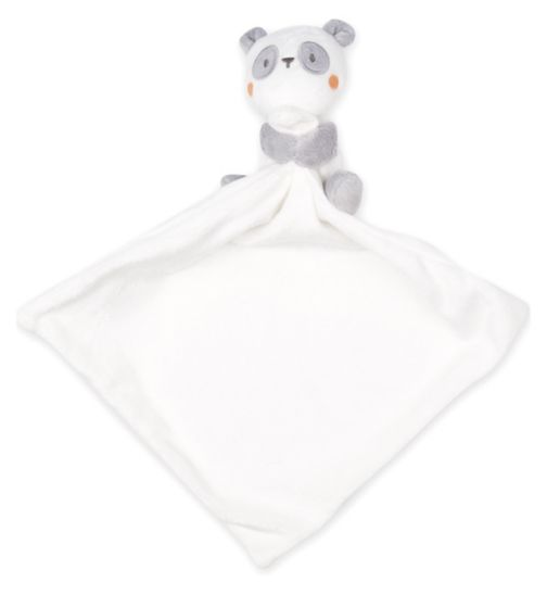 Mini Club Tiny Treasures Panda Comforter