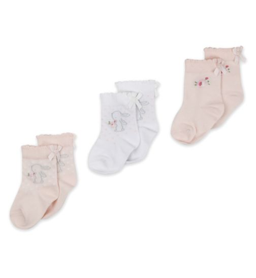 Mini Club 3 Pack Socks