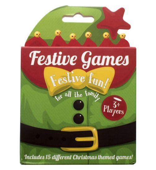 Paladone Festive Trivia Game