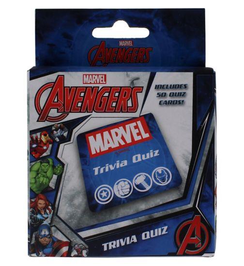 Marvel Trivia Quiz