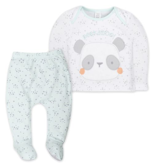 Mini Club Tiny Treasures Bear 2 Piece set