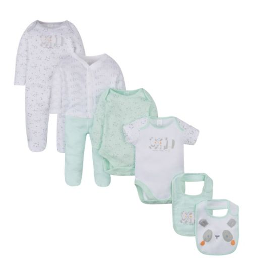 Mini Club Tiny Treasures Bear 8 Piece Set