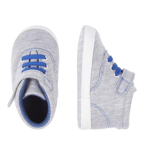 Mini Club Grey Shoe