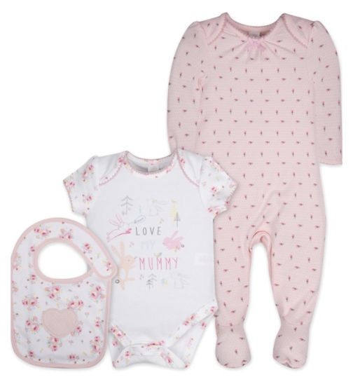 Mini Club 3 Piece Set