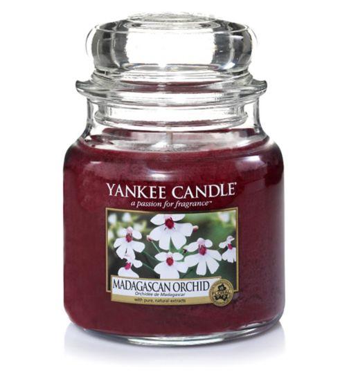 Yankee Candle Classic Medium Jar Madagascan Orchid