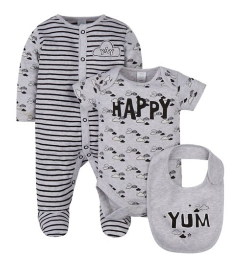 Mini Club Happy 3 Piece Set