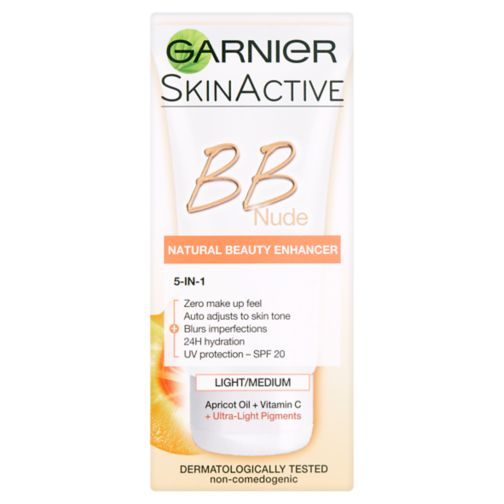 Garnier BB Cream Nude Tinted Moisturiser 50ml