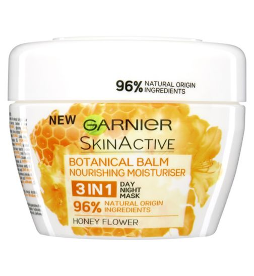 Garnier Natural 3 in 1 Nourishing Honey Botanical Balm 140ml