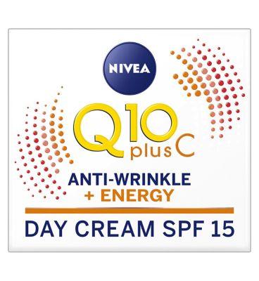 Nivea Q10 plus C Day Cream