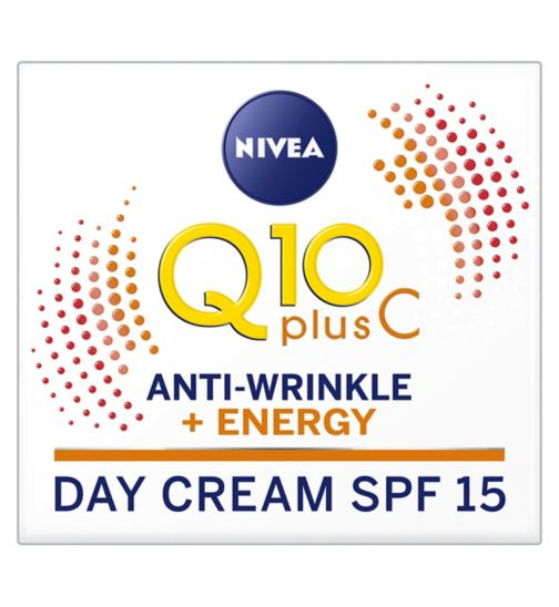Nivea Q10 plus C Day Cream