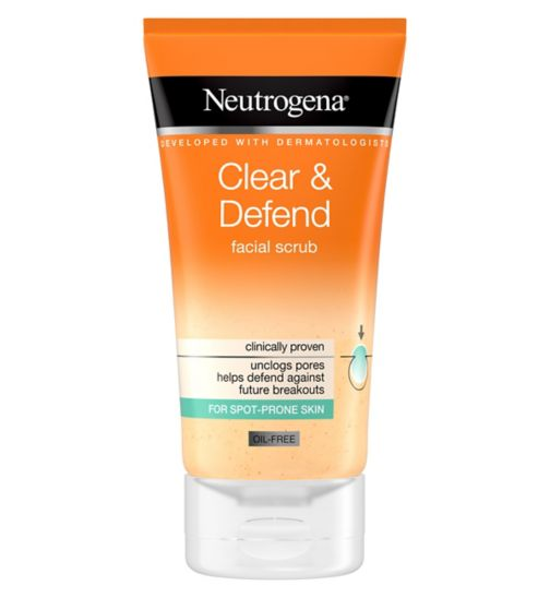 Neutrogena Visibly Clear Spot Proofing Daily Scrub