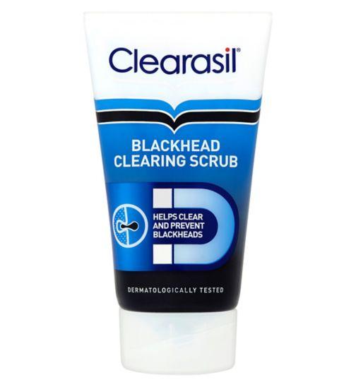 Clearasil Blackhead Clearing Scrub 150ml