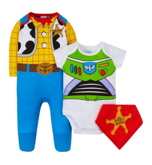 Mini Club Disneys Toy Story 3 piece set