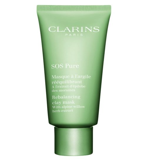 Clarins SOS Pure Face Mask
