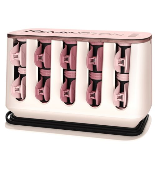 Remington Pro Luxe heated rollers H9100