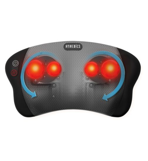 Homedics multi purpose shiatsu massage pillow SP6H