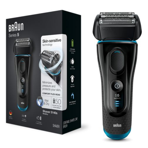 Braun Series 5 5140s Men's Electric Foil Shaver
