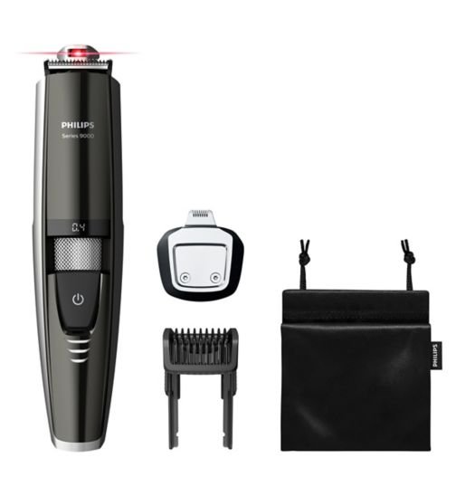 Philips Series 9000 Laser Guided Beard Trimmer BT9297/33