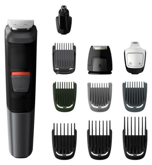 Philips Series 5000 11-in-1 Multigroom MG5730/13 Grooming Kit