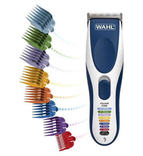 Wahl Cordless Colour Pro Hair Clipper