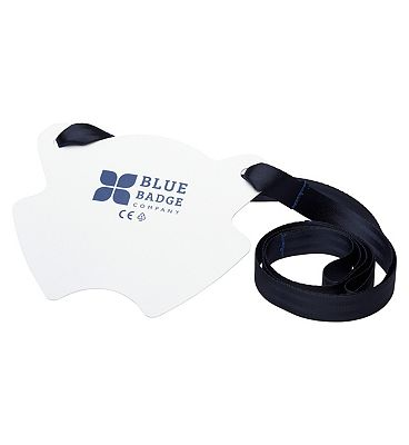 Blue Badge Co Navy Sock Aid