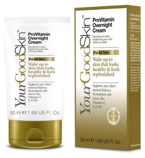 YourGoodSkin ProVitamin Overnight Cream 50ml
