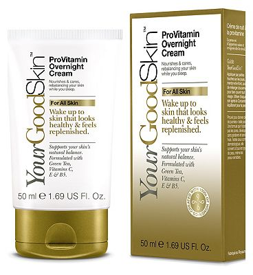 YourGoodSkin ProVitamin Overnight Cream 50ml