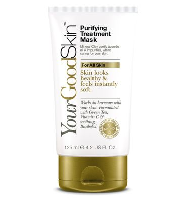 YourGoodSkin Purifying Treatment Mask 125ml