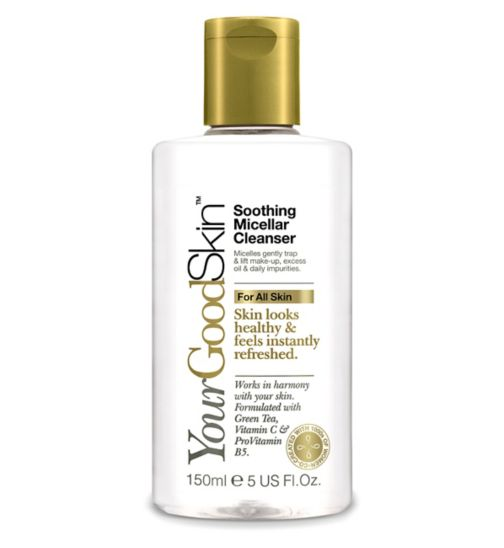 YourGoodSkin Soothing Micellar Cleanser 150ml