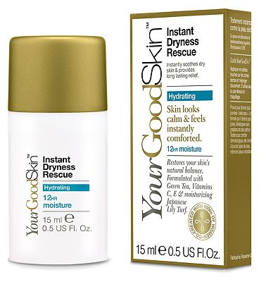 YourGoodSkin Instant Dryness Rescue moisturiser 15ml