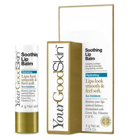 YourGoodSkin Soothing Lip Balm