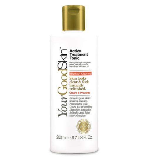 YourGoodSkin Blemish Clearing Active Treatment Tonic 200ml