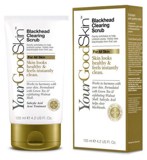 YourGoodSkin Blackhead Clearing Scrub 125ml