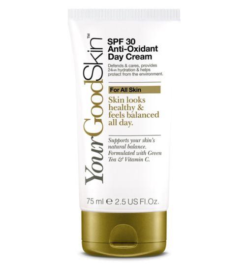 YourGoodSkin SPF 30 Anti-Oxidant Day Cream 75ml