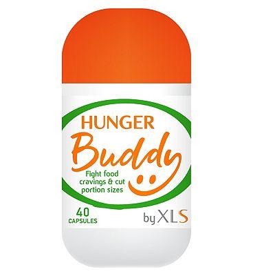 XLS-Medical Hunger Buddy - 40 Capsules