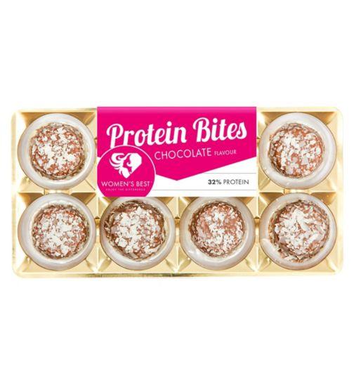 Women's Best Protein Bites - Chocolate (80g)