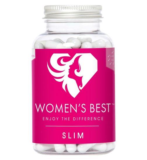 Women's Best Slim Caps - 180 Capsules