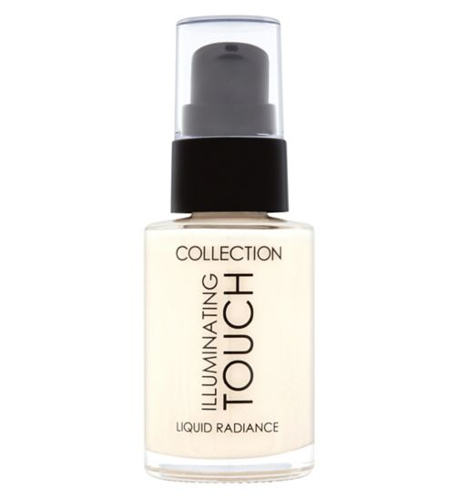 Collection  Illuminating Touch Liquid Radiance Primer
