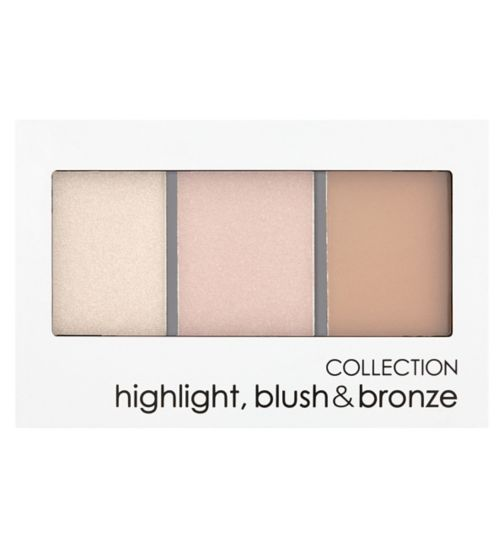 Collection Highlight, Blush and Bronze
