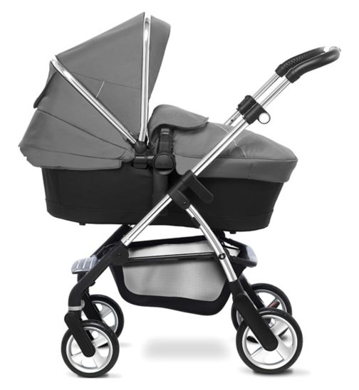 Silver Cross Wayfarer Seat, Chassis & Carrycot;Silver Cross Wayfarer Seat, Chassis & Carrycot;Silver Cross Wayfarer in Silver bundle;Silver Cross Wayfarer/Pioneer Colourpack - Silver;Silver Cross Wayfarer/Pioneer Colourpack - Silver