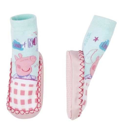 Mini Club Peppa Pig Slipper Socks