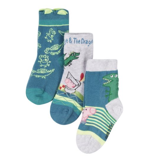 Mini Club George Socks