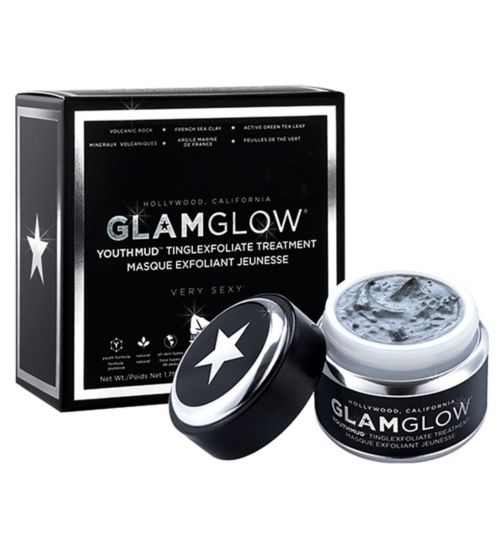 GLAMGLOW YOUTHMUD TINGLEXFOLIATE TREATMENT 50g