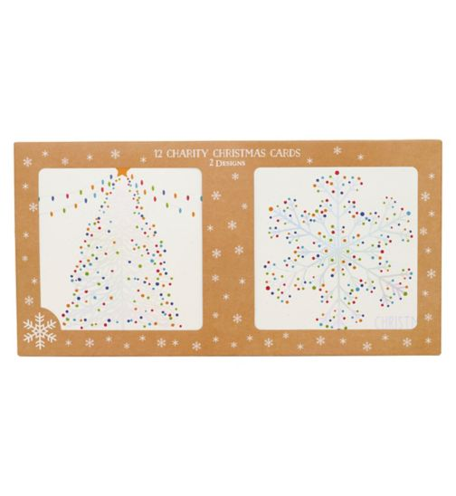 Boots Christmas Boxed Cards - Funky Tree