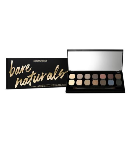 bareMinerals The Bare Naturals™ Ready® Eyeshadow 14.0